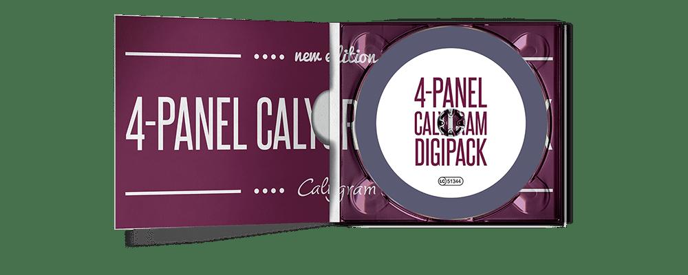 Digipack  - Angebot - CD-Pressen